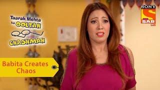 Your Favorite Character | Babita Creates Chaos At The Gada House | Taarak Mehta Ka Ooltah Chashmah - SABTV