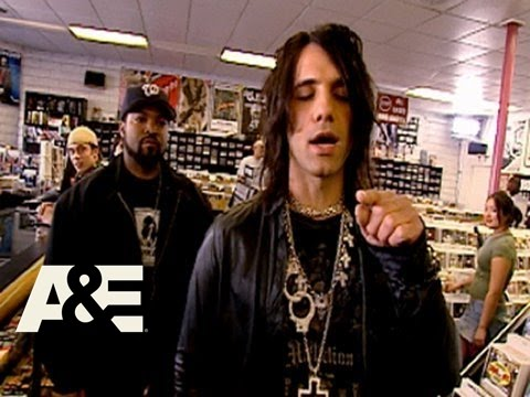 Criss Angel Mindfreak: Ice Cube CD Trick