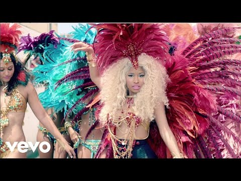 Nicki Minaj Pound The Alarm Explicit