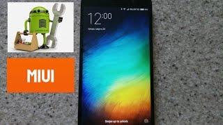Прошиваем Xiaomi Redmi Note 3 Pro на Global Stable MIUI 7.1.8.0 прошивку.
