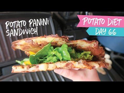 Crunchy Food Porn      Potato Diet Day 66