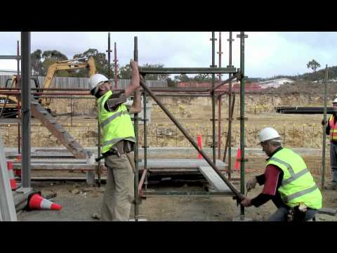 Scaffolding Training Video - made by