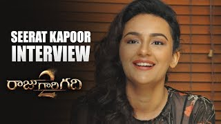 Actress Seerat Kapoor Interview About Raju Gari Gadhi 2 | TFPC - TFPC