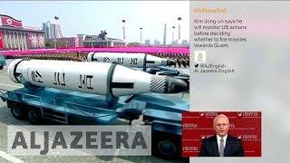 US and North Korea are in a 'propaganda spat' - ALJAZEERAENGLISH