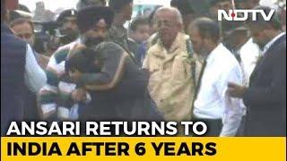 Mumbai Engineer's Homecoming After Six Years In Pakistan Jail - NDTV
