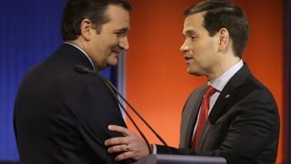Checking Ted Cruz's attacks on Rubio and immigration - CNN
