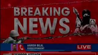 Terrorists open fire at police station in Shopian; escape after firing several rounds - NEWSXLIVE