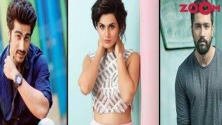 Arjun Kapoor and Vicky Kaushal JUMP to Taapsee Pannu's defence on social media!   Bollywood News - ZOOMDEKHO