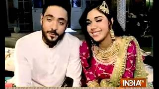 Ishq Subhan Allah team celebrates Eid with SBAS - INDIATV