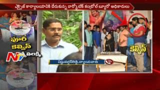 సిట్ చూపించిన ఫొటోలతో నిజం ఒప్పుకోక తప్పని పూరి జగన్నాథ్ || NTV - NTVTELUGUHD