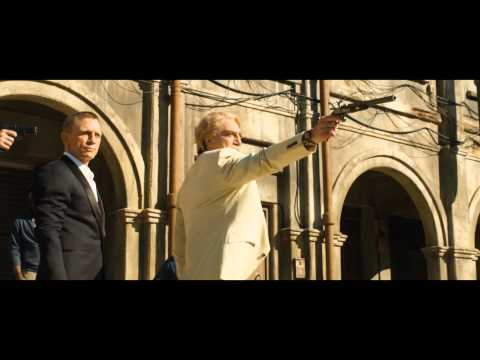 NEW SKYFALL INTERNATIONAL TRAILER