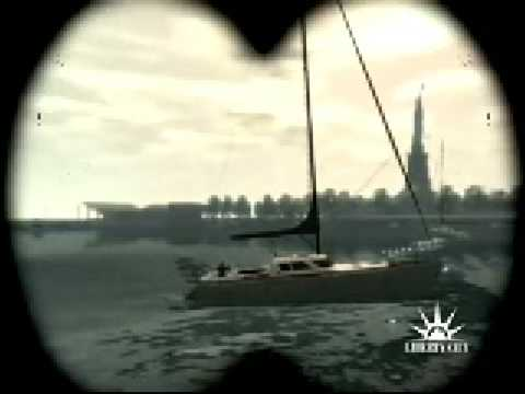 GTA IV - Gamestop TV Commercial