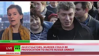 'Nemtsov murder is act of political terror, provocation' - RUSSIATODAY