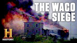 What Happened at the Waco Siege? | History - HISTORYCHANNEL