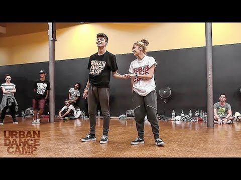 Ian Eastwood ft. Chachi :: Fall by Justin Bieber :: Urban Dance Camp