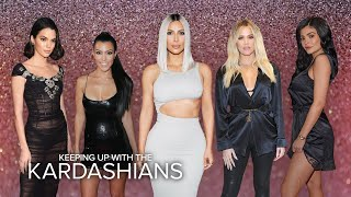 Kardashian-Jenner Sisters Are Total Fashion Goals | KUWTK | E! - EENTERTAINMENT