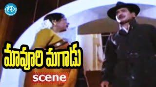 Maavoori Magaadu Movie Scenes - Sridevi Repairing Krishna's Bike || Nutan Prasad || Gollapudi - IDREAMMOVIES