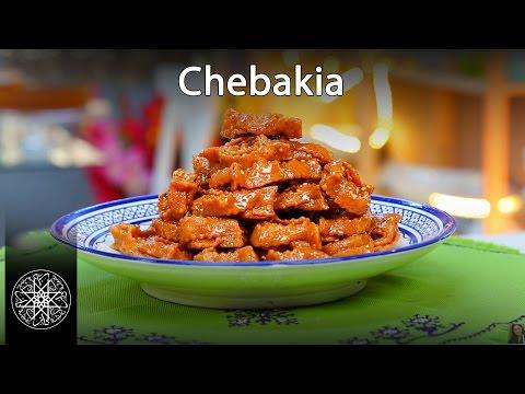 Choumicha : M'kharqa ( Chebakia ) - (VF) / المخرقة - الشباكية