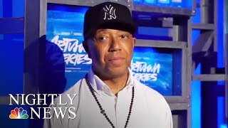 Russell Simmons, Tavis Smiley On Offense After Sexual Misconduct Allegations | NBC Nightly News - NBCNEWS