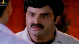 Narasimha Naidu Movie Scenes   Balakrishna Warning to Mukesh Rishi   Telugu Movie Scenes - SRIBALAJIMOVIES