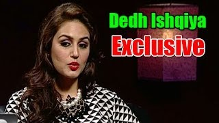 Dedh Ishqiya : Huma Qureshi exclusive interview with zoOm