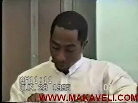 Tupac's 1995 Court Disposition