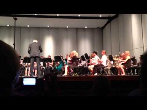 Pit and the Pendulum - Moore County All County Band