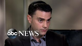 Outspoken conservative Ben Shapiro says political correctness breeds insanity - ABCNEWS