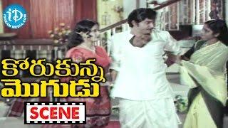 Korukunna Mogudu Movie Scenes - Jayasudha Comedy || Shoban Babu || Rama Prabha - IDREAMMOVIES