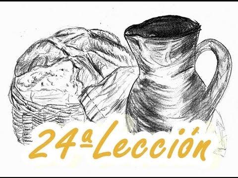 APRENDE A DIBUJAR, ES FÁCIL! 24ª Lección- El Bodegón / Learn to draw!-24