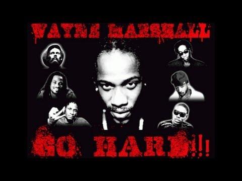 Wayne Marshall Ft. Damian Marley, Aidonia, I Octane, Assassin, Bounty Killer & Vybz Kartel - Go Hard -vjV9L6TqXfM