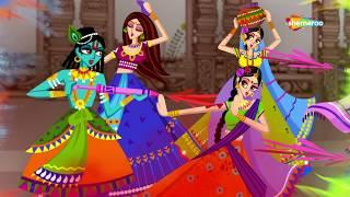 ब्रज की विश्वप्रसिद्ध होली गीत | आज बिरज में होली रे रसिया | Aaj Biraj Mein Holi Re Rasia - BHAKTISONGS