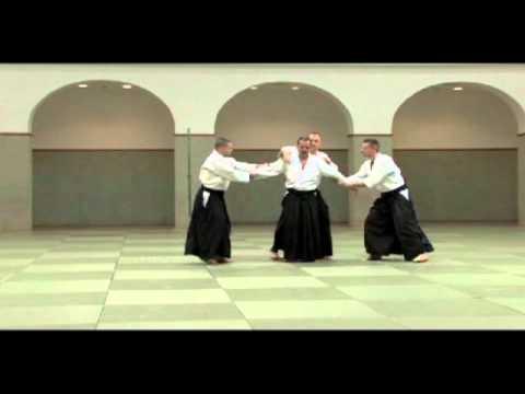 Aikido Tsuzuki Waza 10 Taninzukake mit Michael Winter, Berlin (DVD-Trailer)