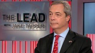 Nigel Farage: Trump, Brexit movements aren't racist - CNN