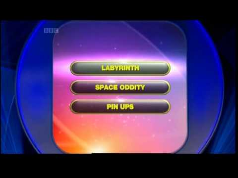 David Bowie Is ... Pointless (Quiz show) 03.05.13.