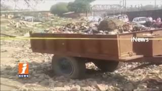 Two Blasts At Cantt railway station In Agra   Uttar Pradesh   iNews - INEWS
