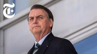How Brazil's Jair Bolsonaro Mirrors President Trump | NYT News - THENEWYORKTIMES