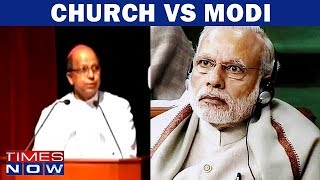 Church Calls For A Change, Wants PM Modi Out in 2019 | India Upfront With Rahul Shivshankar - TIMESNOWONLINE