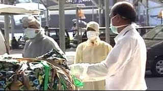 3 passengers taken for Ebola tests on arrival at Delhi airport - NDTV