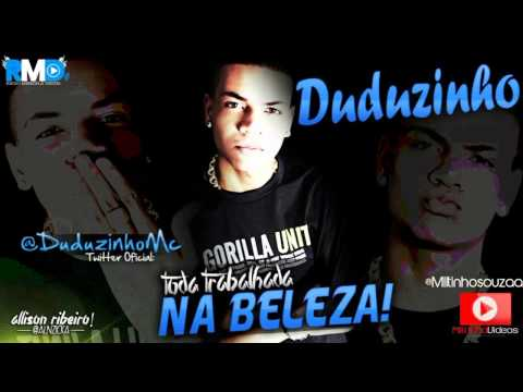 Mc Duduzinho  Toda trabalhada Na beleza  Video Oficial) (Dj Victor Falco)