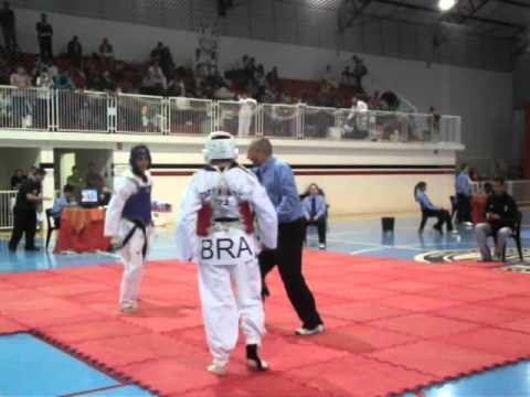 5ª Copa Marcio Eugênio de Taekwondo - Rodrigo Paiva (Mogi das Cruzes)