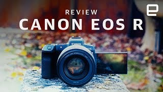 Canon EOS R review: Brilliant mount but flawed 4K - ENGADGET