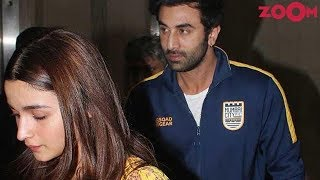Truth behind Ranbir Kapoor & Alia Bhatt's controversial video REVEALED - ZOOMDEKHO