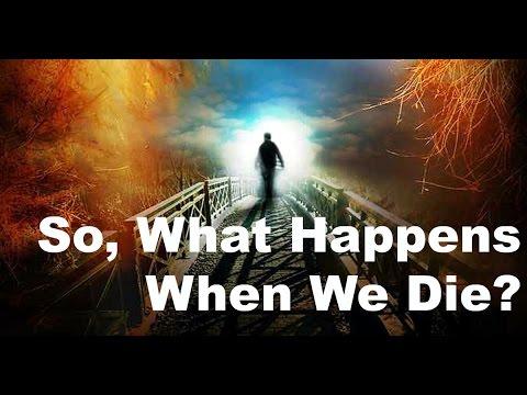 What Happens After Death?