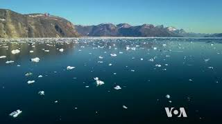Arctic Losing Its Ice Sheet - VOAVIDEO
