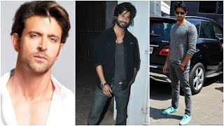 Hrithik Talks About Preparation For 'Kaabil'| Sid Shahid Spotted In A Casual Avtaar