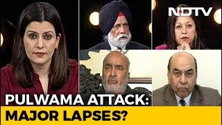 Pulwama Attack: Will There Be Accountability For Lapses? - NDTV