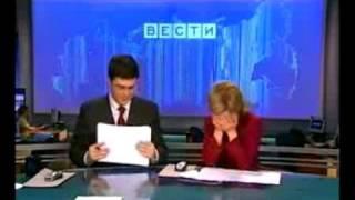 Оговорки телеведущих