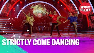 Strictly Come Dancing does Sport Relief 2018 - BBC - BBC