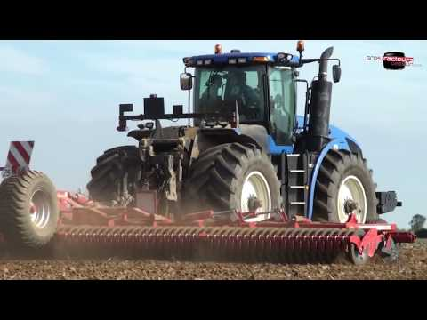 NEW New Holland T9 Tractors in France